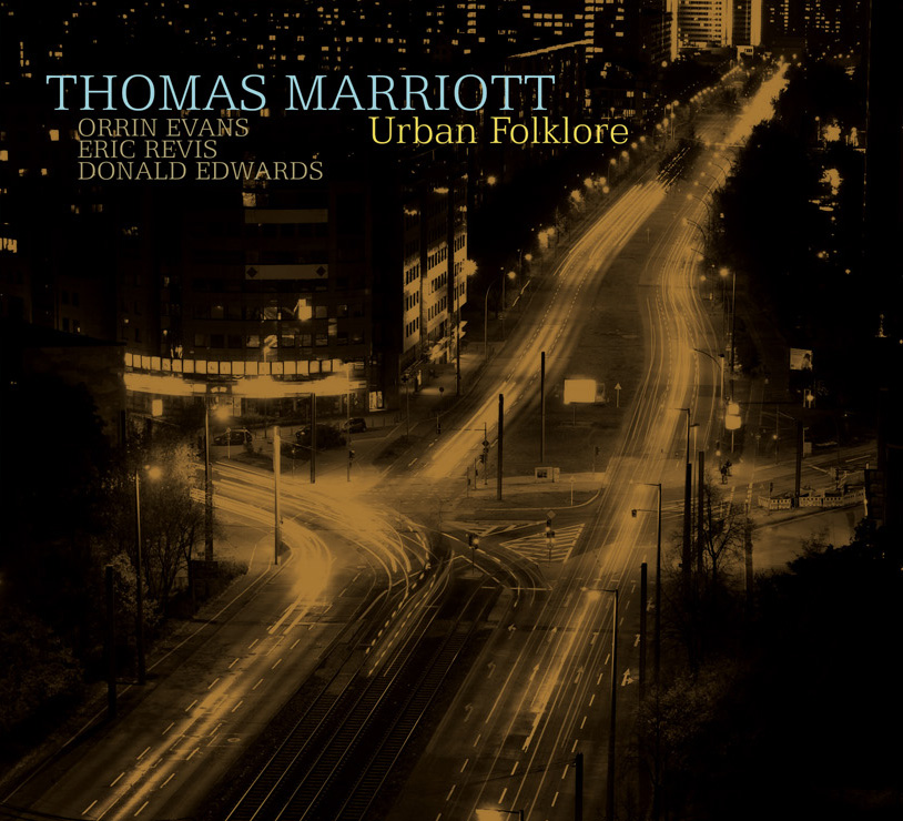 Urban Front Cover